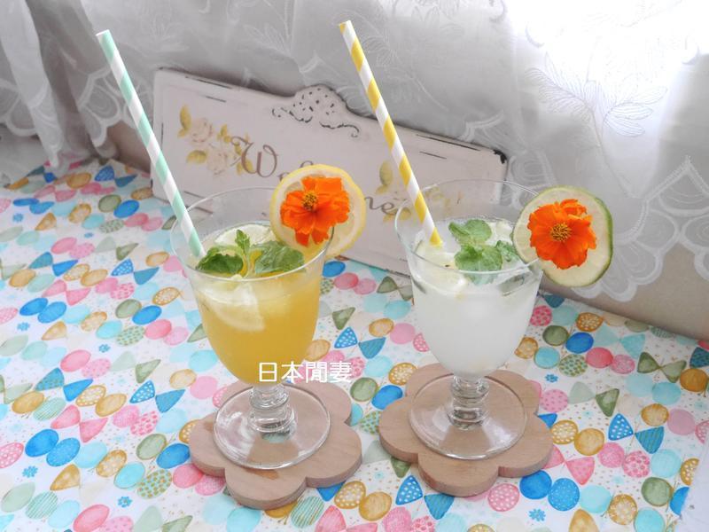 日本閒妻❣夏日冰磚汽泡水❣