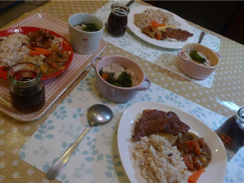 30分鐘內完成的美味晚餐-定食篇