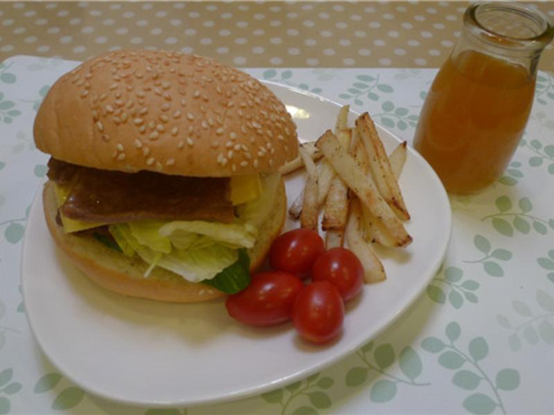 30分鐘內完成的美味晚餐-漢堡篇