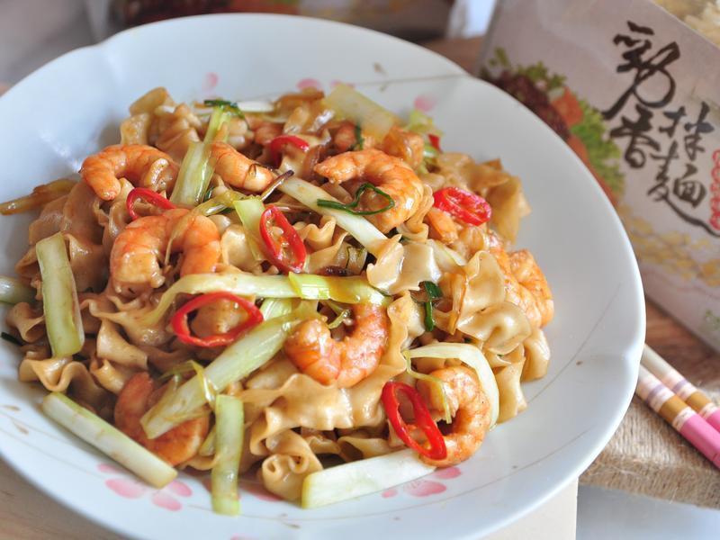 廣東醬燒蝦煨麵【一食之選】