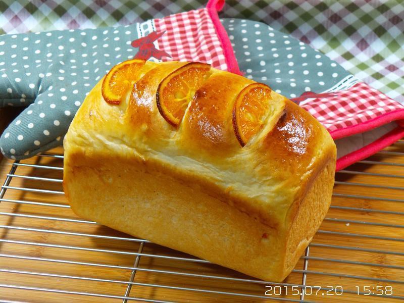 ♡檸香蜜橙吐司♡_松下烘焙賽