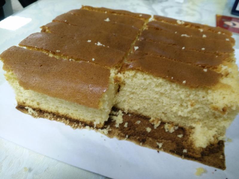 簡易蜂蜜蛋糕