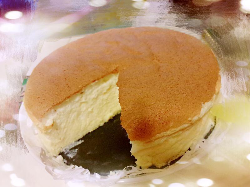雲朵般輕乳酪蛋糕