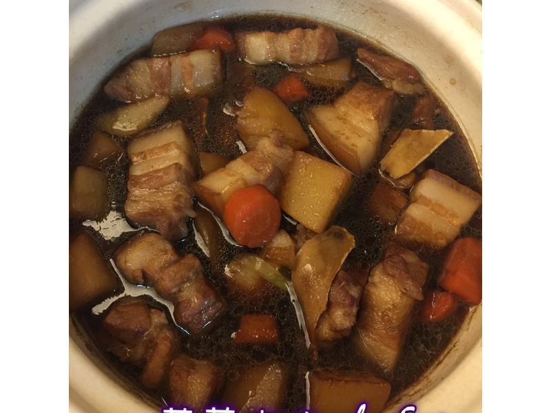 Eva♥料理◈蘿蔔燉肉