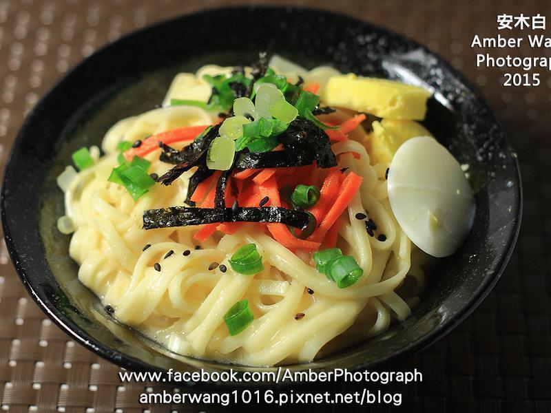 海苔味噌麵