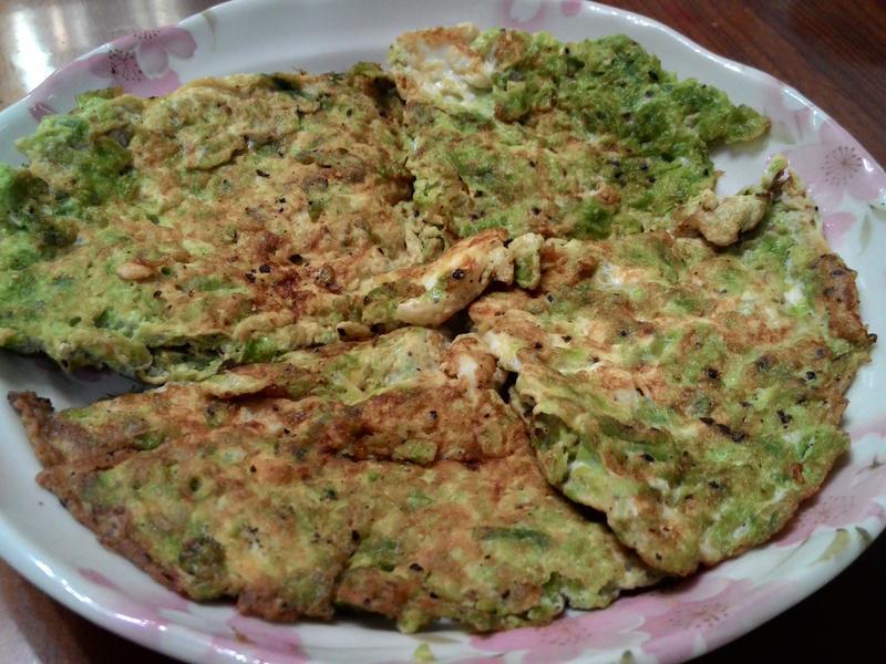 [LiLi A] 海菜煎蛋
