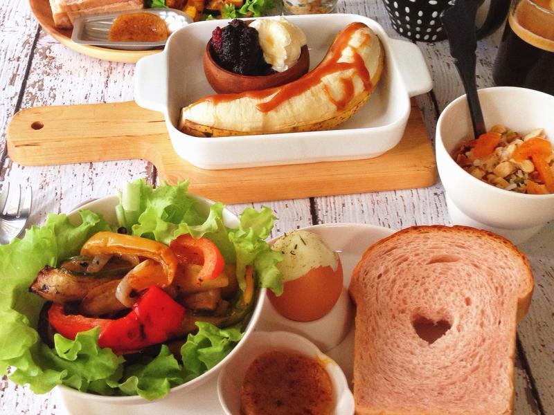 巴薩米克醋烤蔬菜沙拉