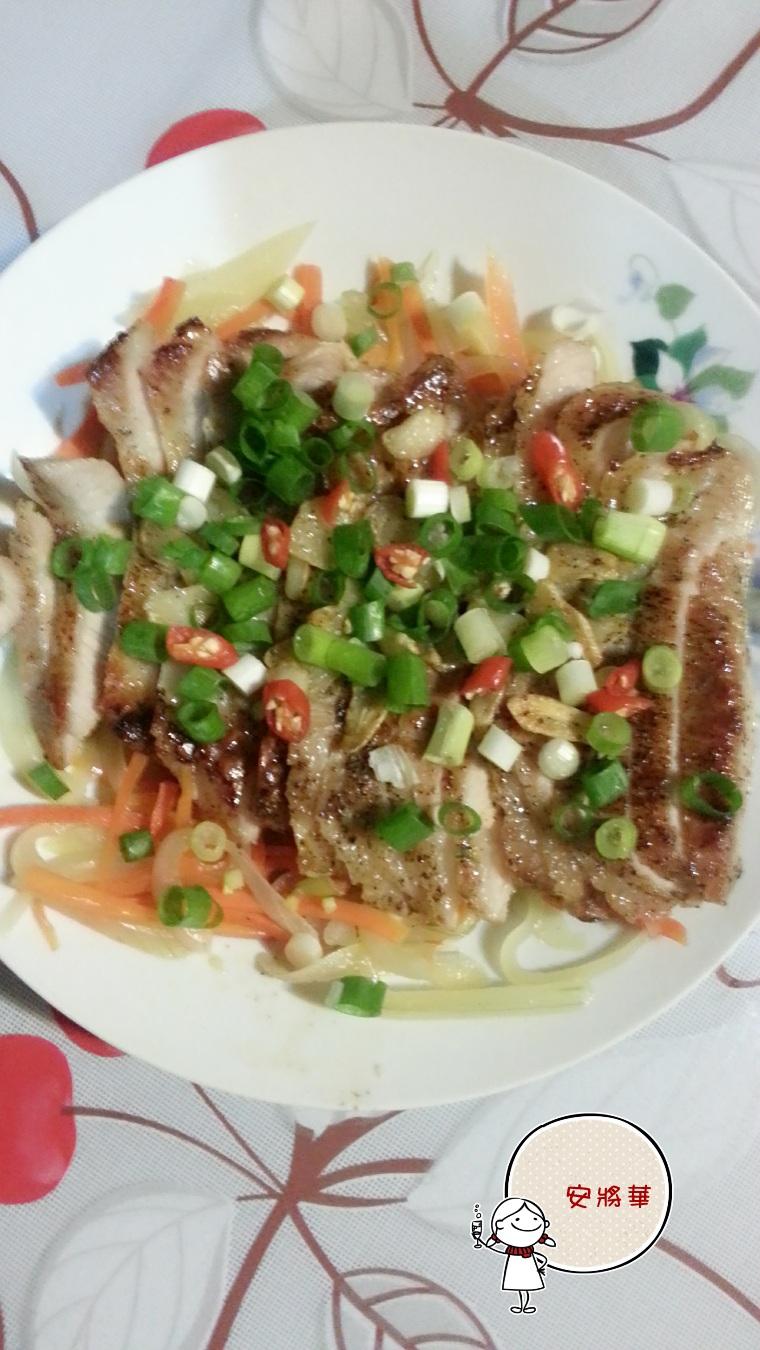 椒鹽松阪豬肉