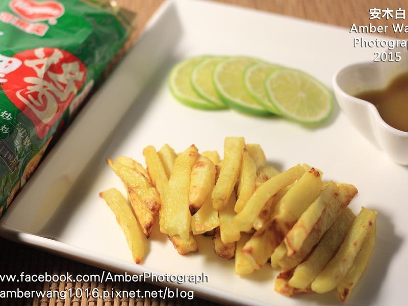 咖哩馬鈴薯條【可果美咖哩醬】