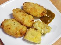 【可果美咖哩醬】咖哩馬鈴薯可樂餅