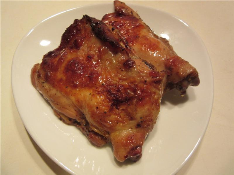 30分鐘內完成的美味晚餐-雞腿飯
