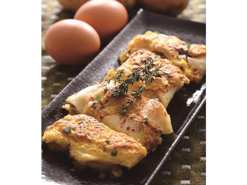 西班牙蛋餅