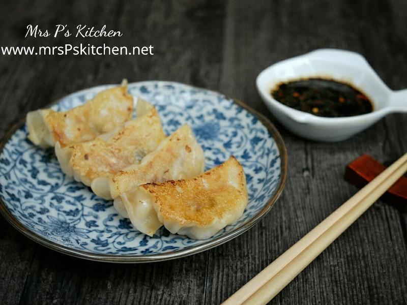 泡菜日式煎餃子【加自調醬汁】