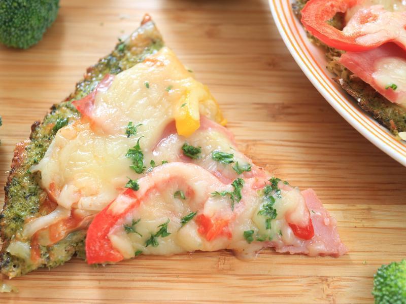 青花椰菜PIZZA