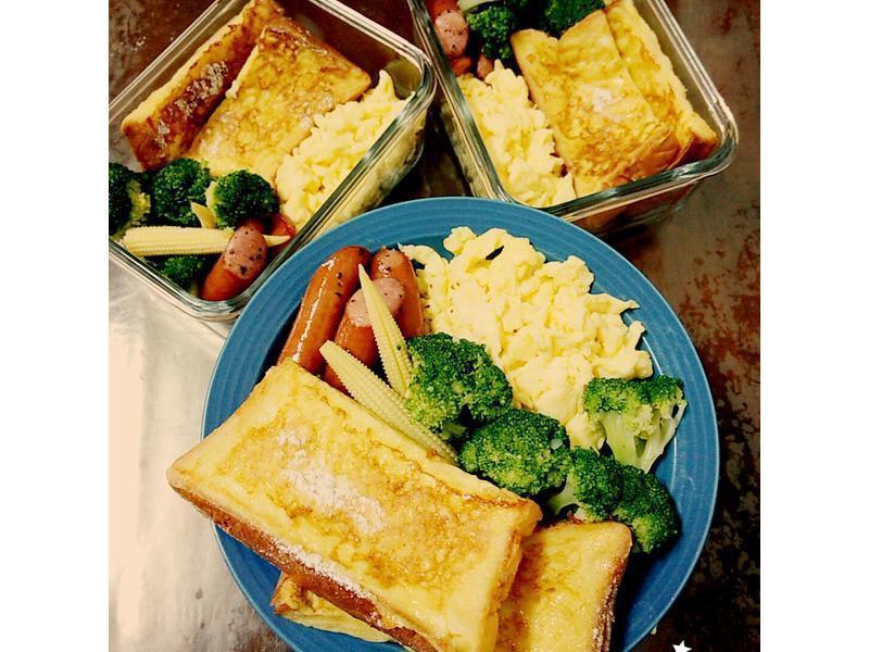 法式土司早午餐