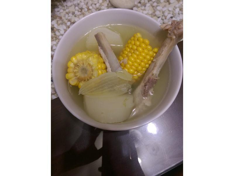 懶人 養身蔬菜湯