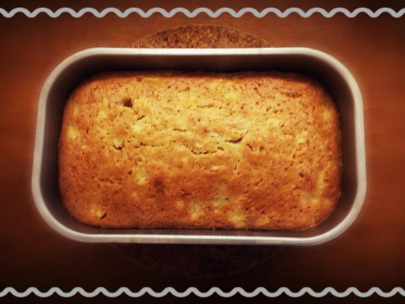 🍌香噴噴香蕉蛋糕🍌