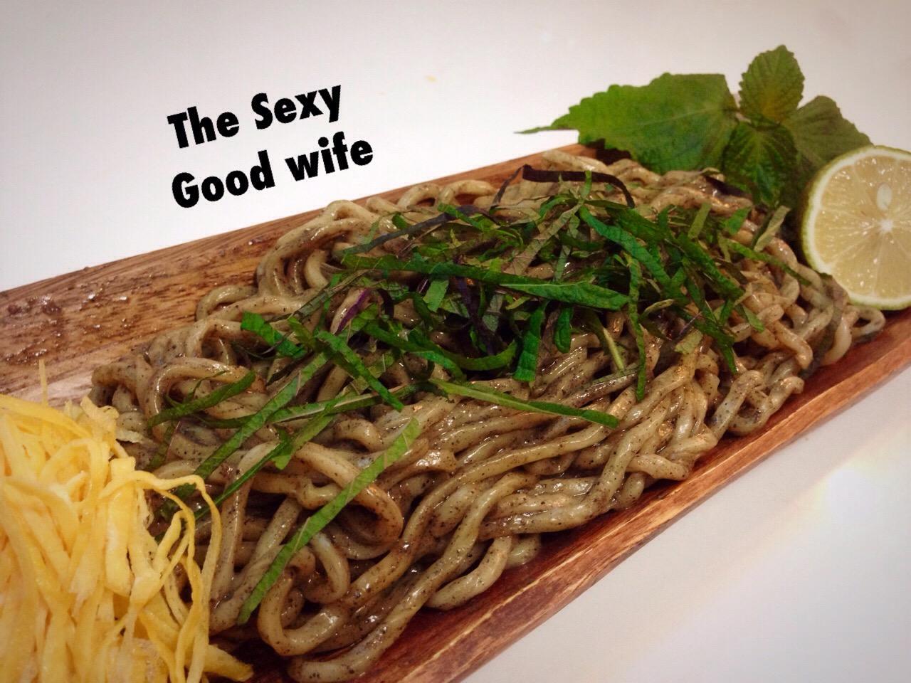 《芝麻果醋醬拌麵》一菜一餐-閒妻涼姆
