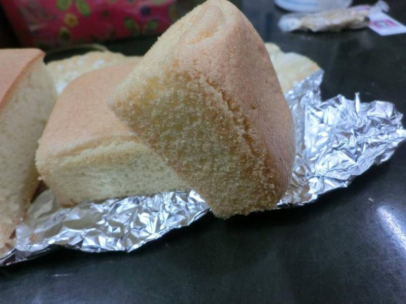 濃濃奶香之柔軟海綿蛋糕