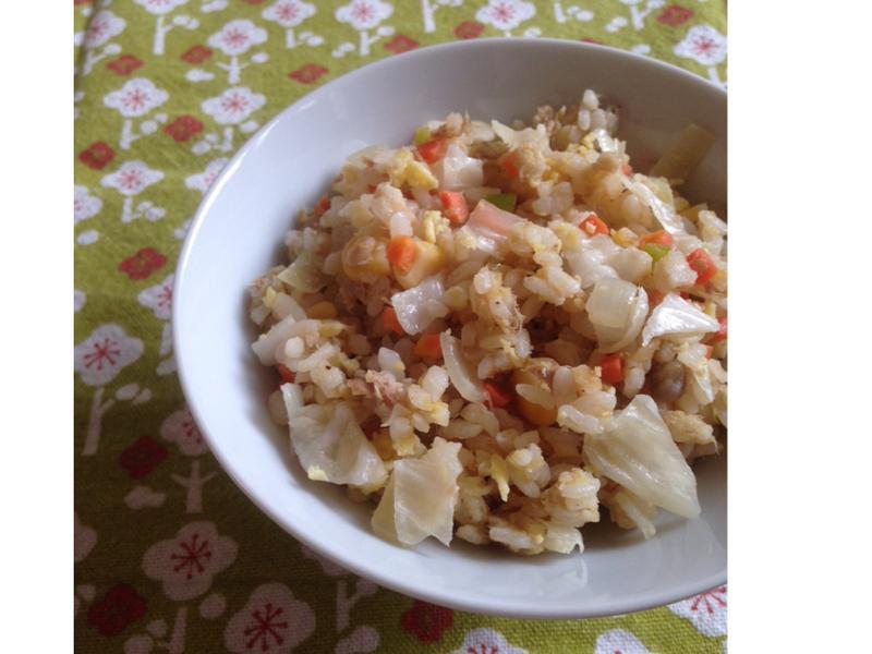 KURI's│鮪魚玉米蛋炒飯