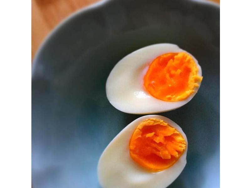 (超省水)神奇煮蛋法
