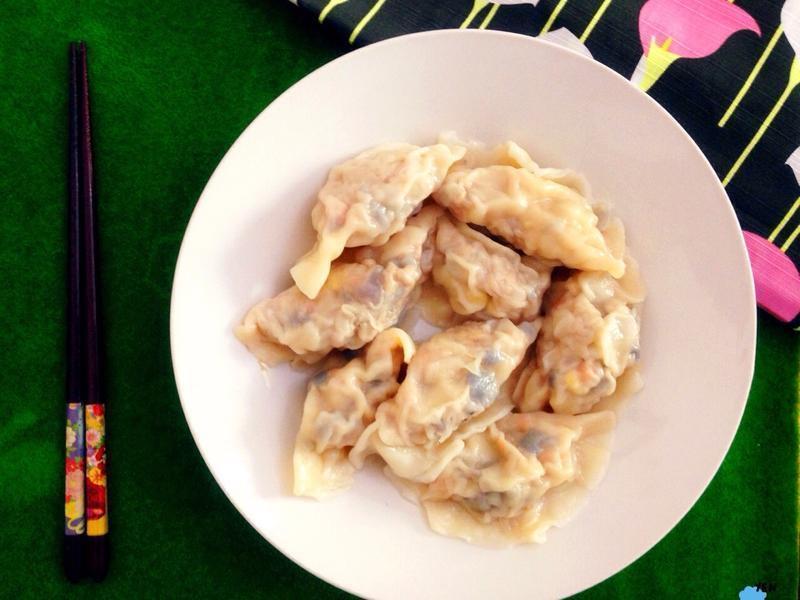 日安YEN - 高纖時蔬牛肉餃