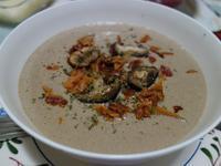 Vitamix 蘑菇奶油濃湯
