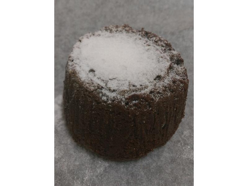 甜點💕廚房 - 熔岩巧克力蛋糕