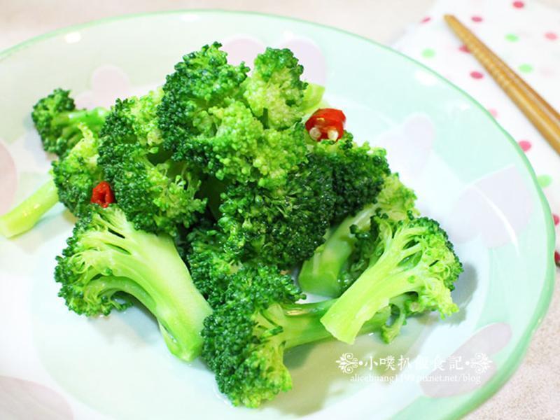 涼拌青花菜