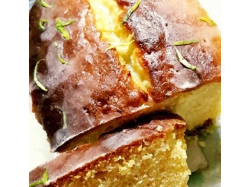 蜂蜜檸檬磅蛋糕