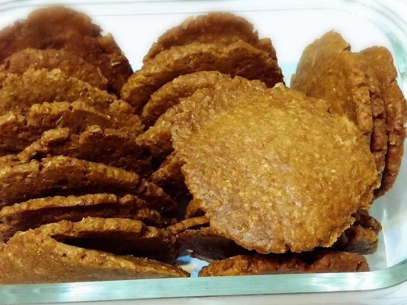 全麥棕櫚糖餅乾
