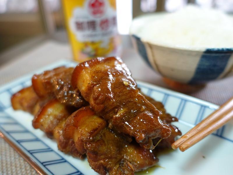 咖哩控肉【牛頭牌咖哩新食代】