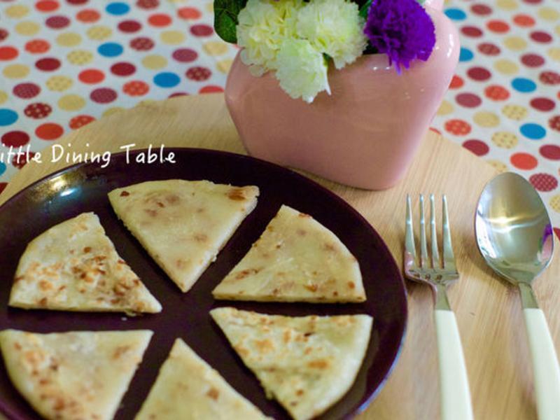 油蔥酥餅@梅花肉小餐桌