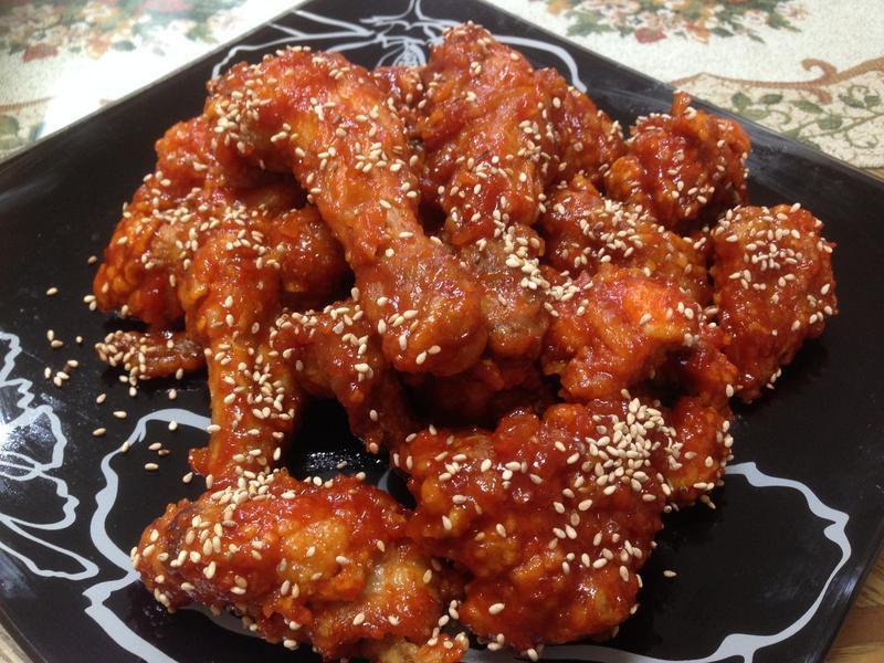 韓式炸雞 닭강정
