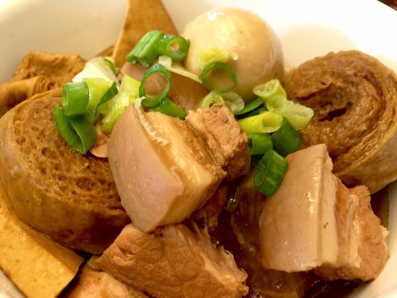 台灣味滷肉/紅燒肉-簡易懶人電鍋版