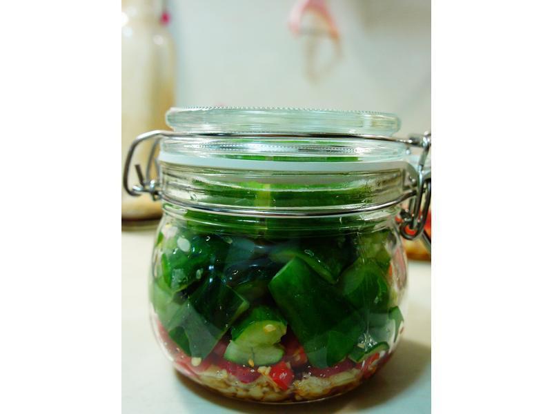 『老丹』罐裝涼拌小黃瓜