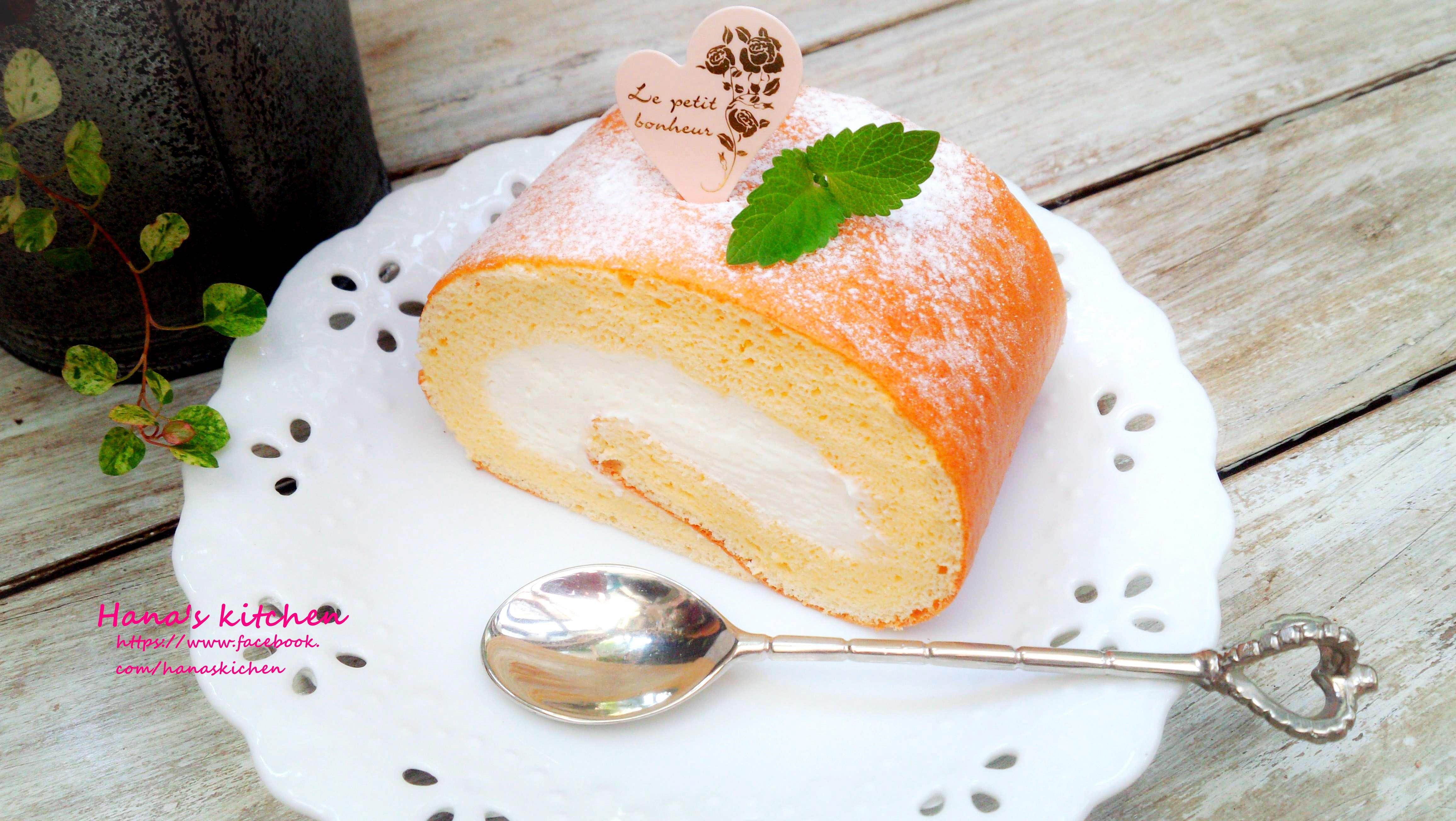 鮮奶油蛋糕捲