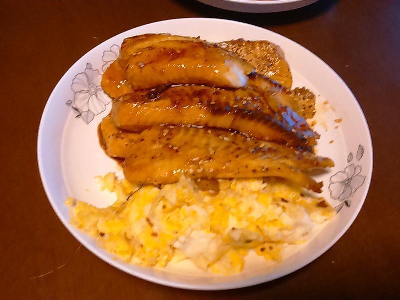 蒲燒鯛魚片-LYJ青年廚房