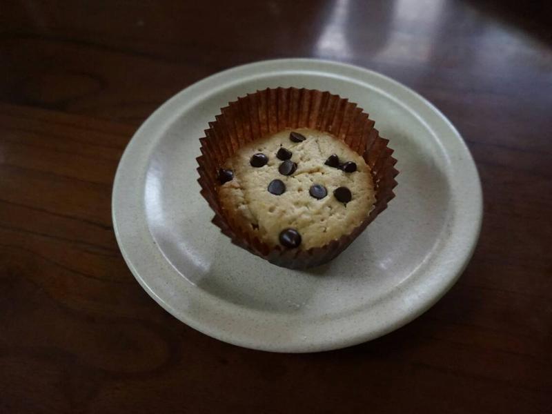 花生巧克力豆豆蛋糕