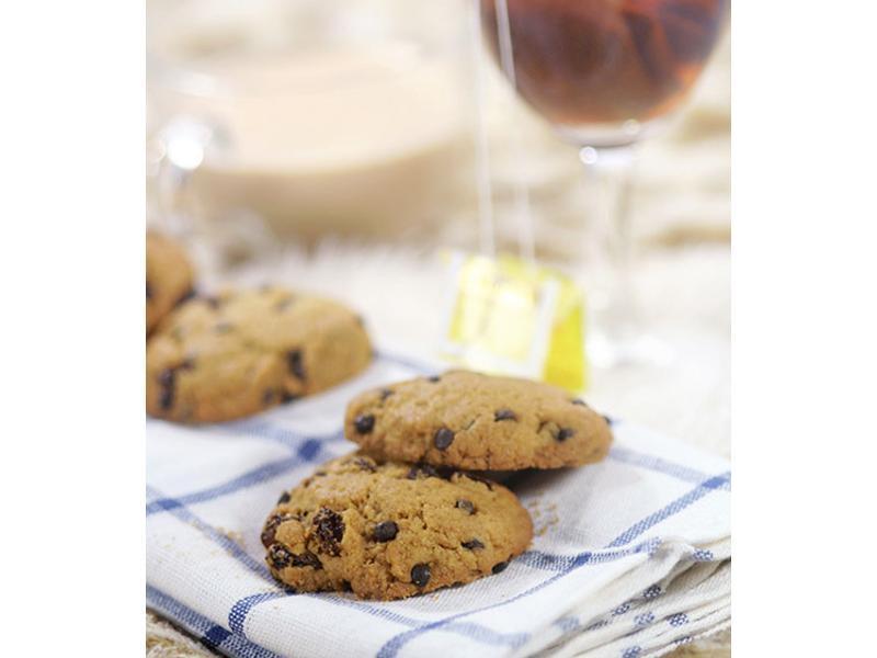《手感烘焙教科書》葡萄乾巧克力餅乾