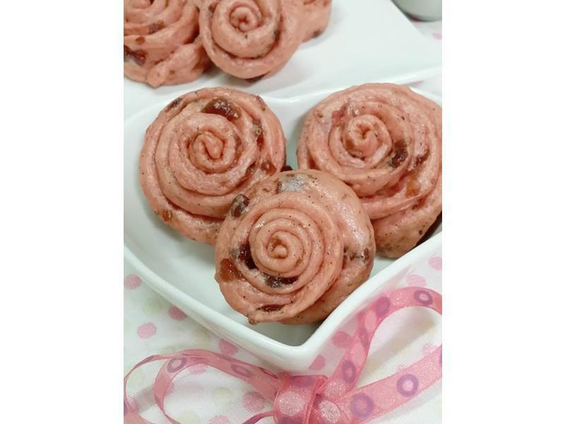玫瑰花蔓頭