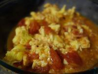 家常蕃茄炒蛋