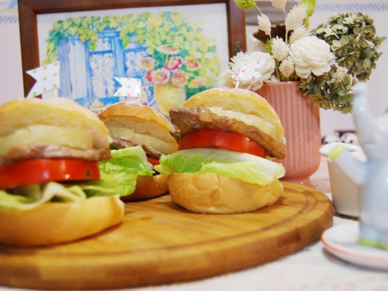 野餐餐包『聯華麵粉』水手牌台灣小麥風味粉