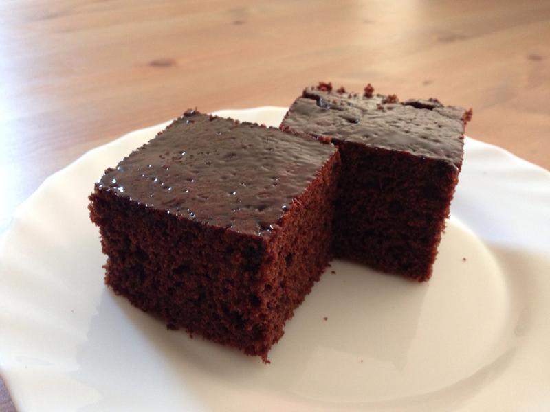 蛋糕13---巧克力濕蛋糕