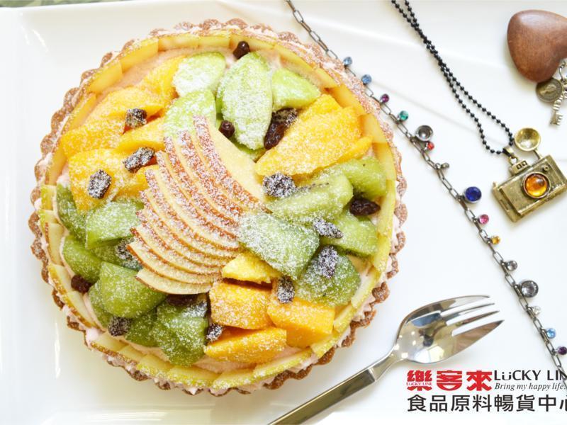 【樂客來】綜合水果塔