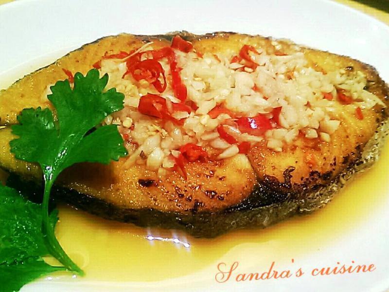 泰式香煎土魠魚【鮮之流】
