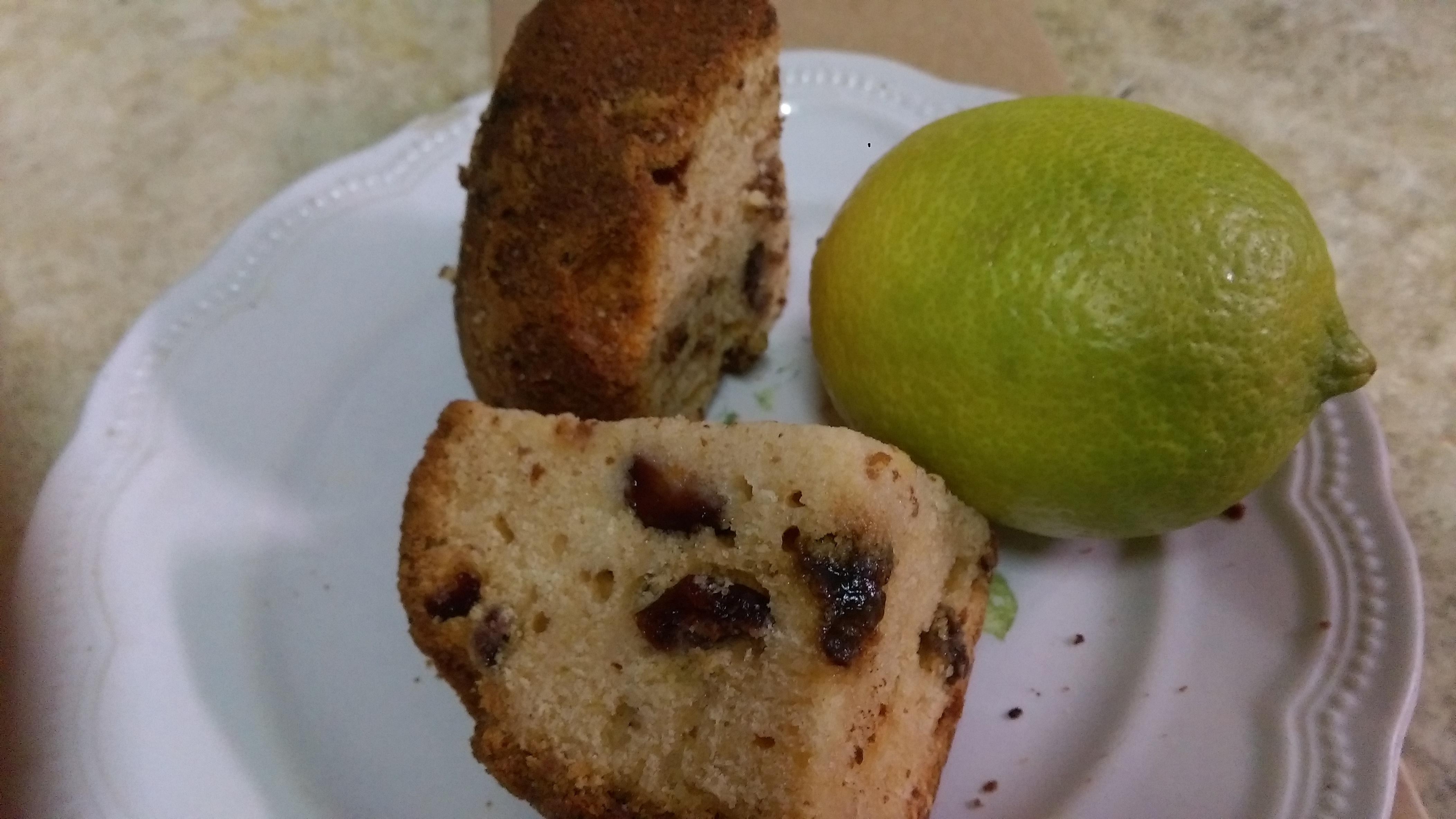 (蛋奶素)蜂蜜檸檬莓果蛋糕by麵包機