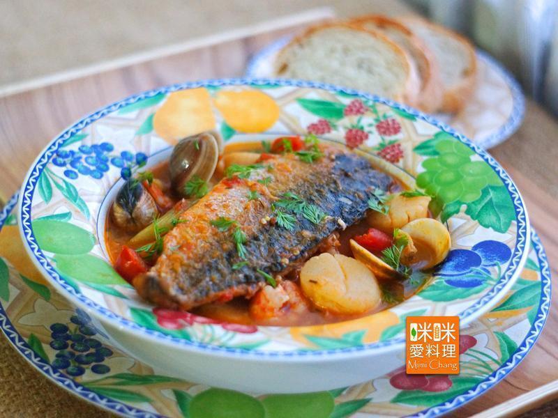Mimi♥馬賽魚湯
