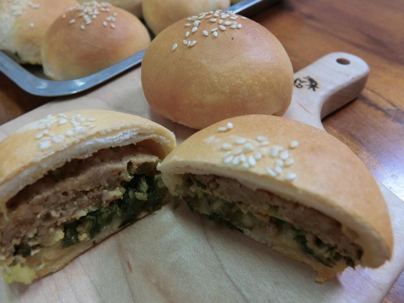 咖哩燒餅『牛頭牌咖哩新食代』