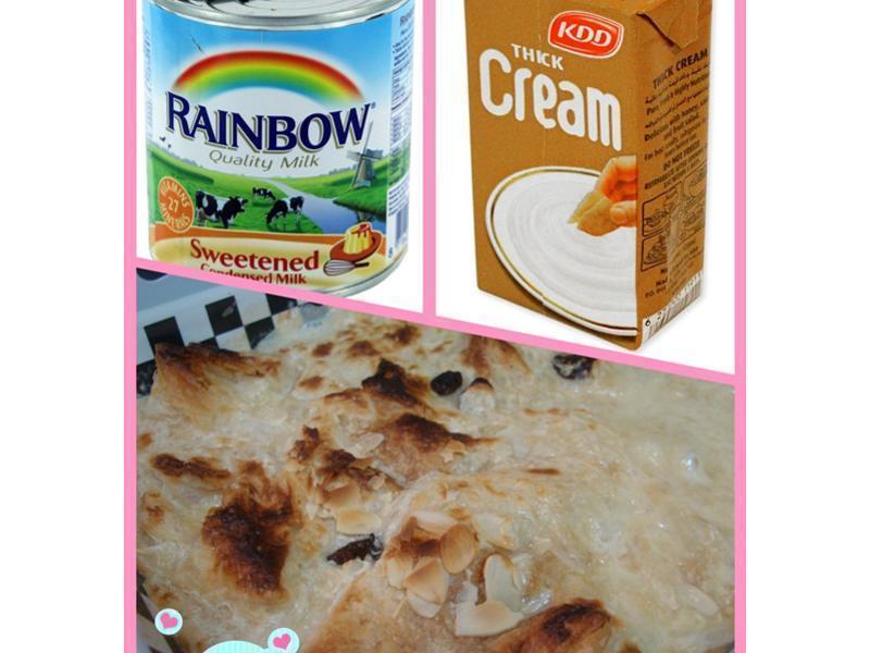 莫齊尼廚房中東菜--甜點Um Ali